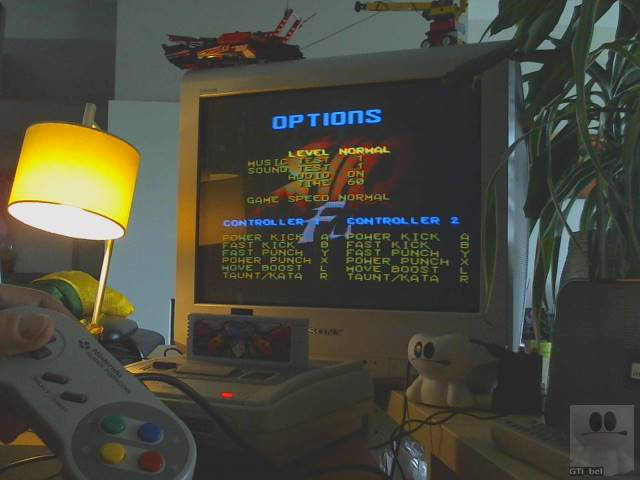 Shaq Fu: Story [Normal] 15,200 points