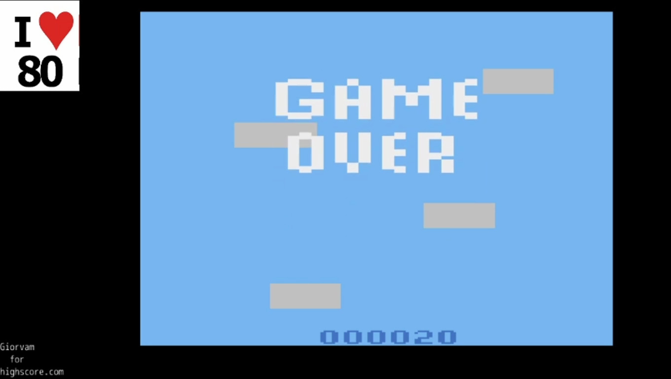 Giorvam: Sheep It Up! (Atari 2600 Emulated) 20 points on 2019-12-26 05:13:06
