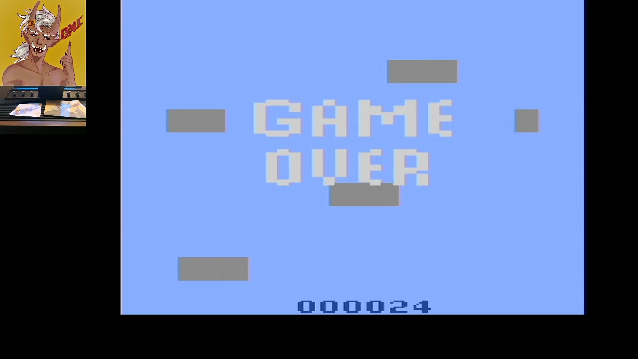 OniDensetsu: Sheep It Up! (Atari 2600) 24 points on 2020-06-19 01:52:23
