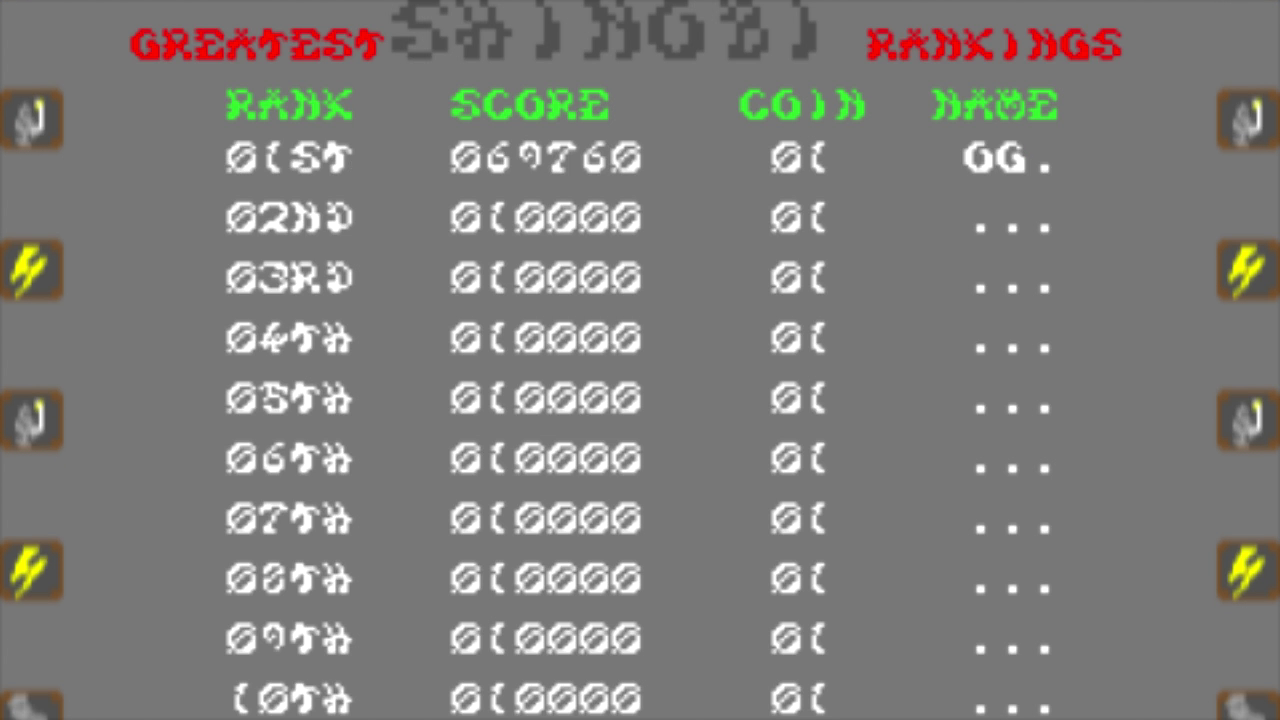 OriginalGamer: Shinobi (Amiga Emulated) 69,760 points on 2015-06-29 22:07:24