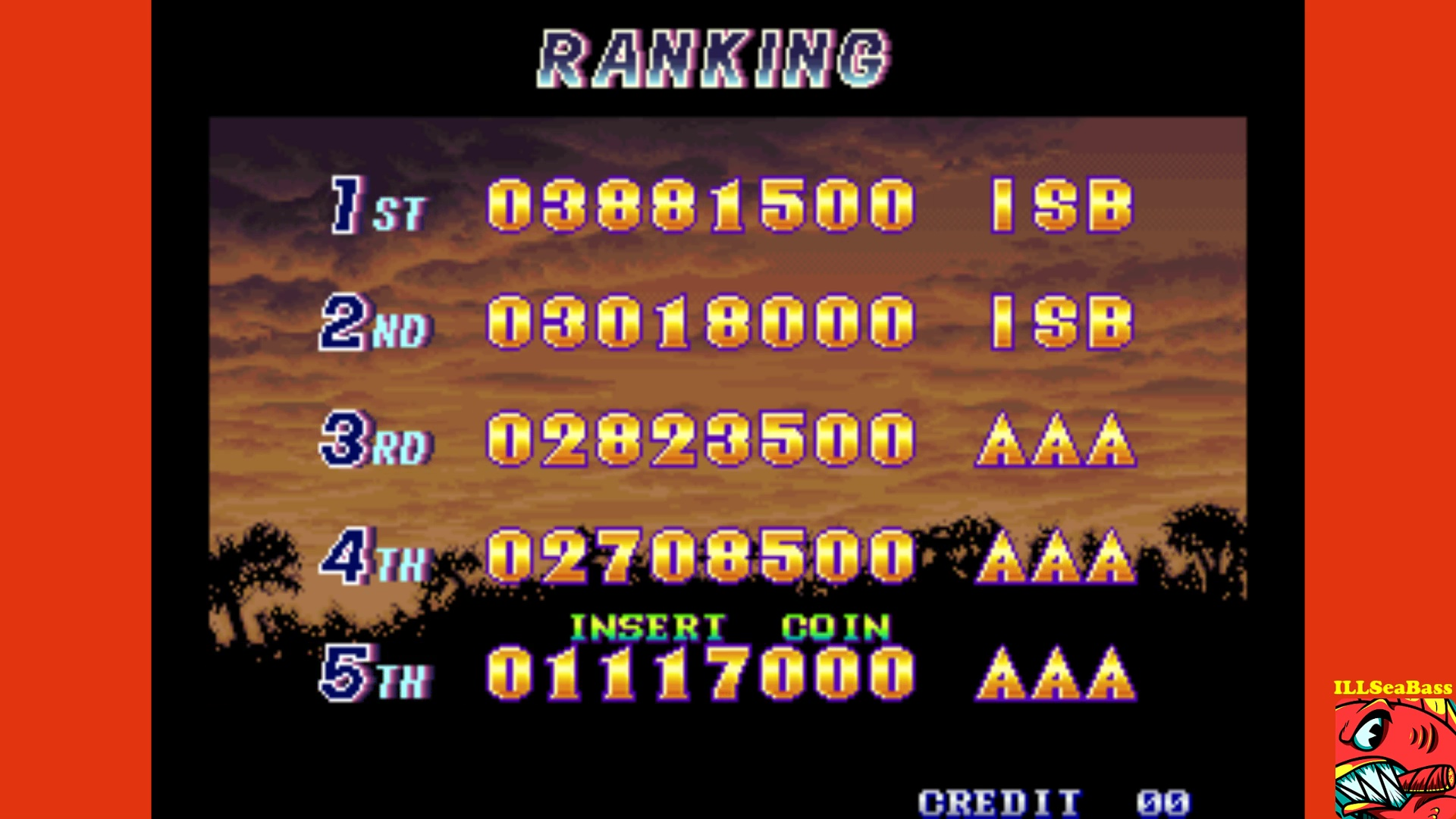 ILLSeaBass: Shock Troopers [shocktro] (Arcade Emulated / M.A.M.E.) 3,881,500 points on 2017-10-15 21:45:32
