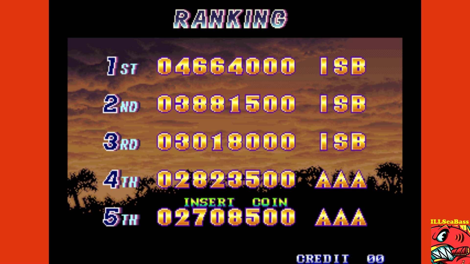 ILLSeaBass: Shock Troopers [shocktro] (Arcade Emulated / M.A.M.E.) 4,664,000 points on 2017-11-04 20:44:32