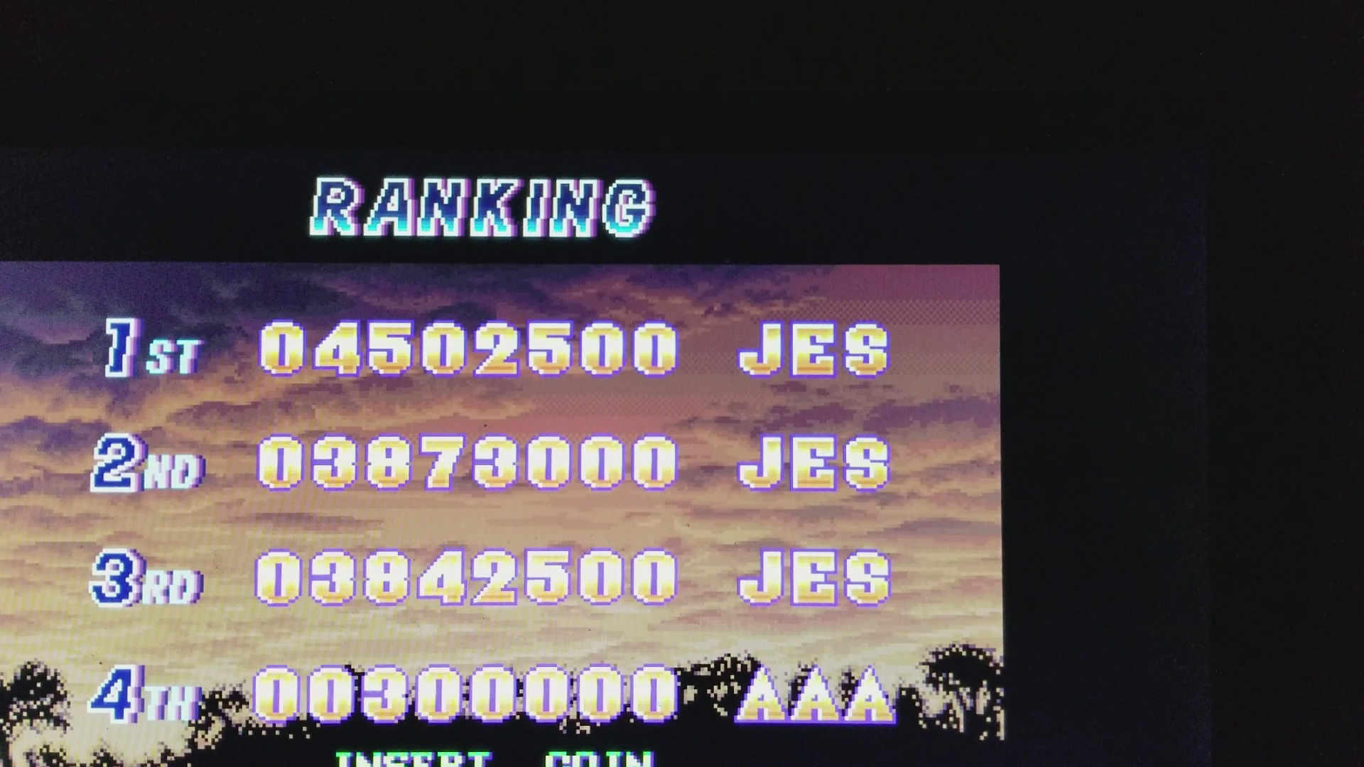 JES: Shock Troopers [shocktroa] (Arcade Emulated / M.A.M.E.) 4,502,500 points on 2017-08-26 04:21:00