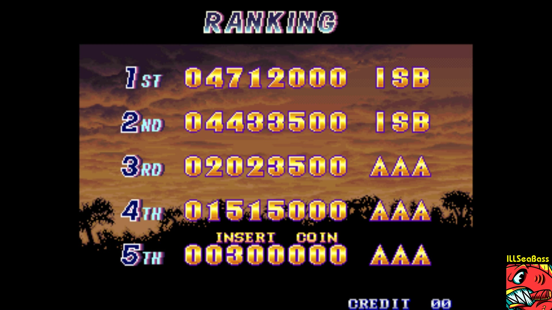 ILLSeaBass: Shock Troopers [shocktroa] (Arcade Emulated / M.A.M.E.) 4,712,000 points on 2017-11-05 21:10:49