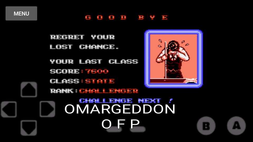 omargeddon: Side Pocket (NES/Famicom Emulated) 7,600 points on 2016-10-07 23:55:43