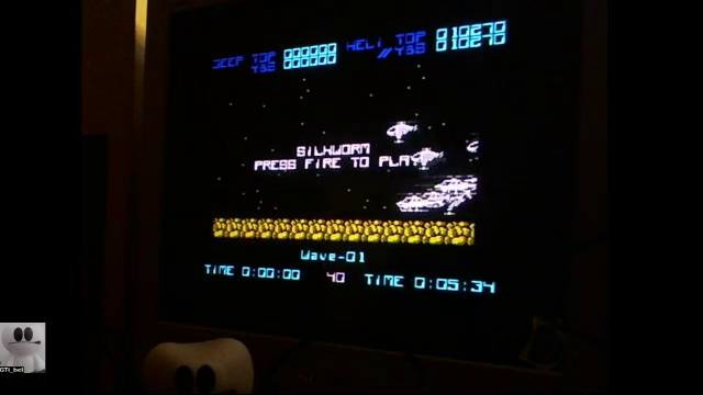 GTibel: Silkworm (ZX Spectrum) 10,270 points on 2017-11-21 10:19:10