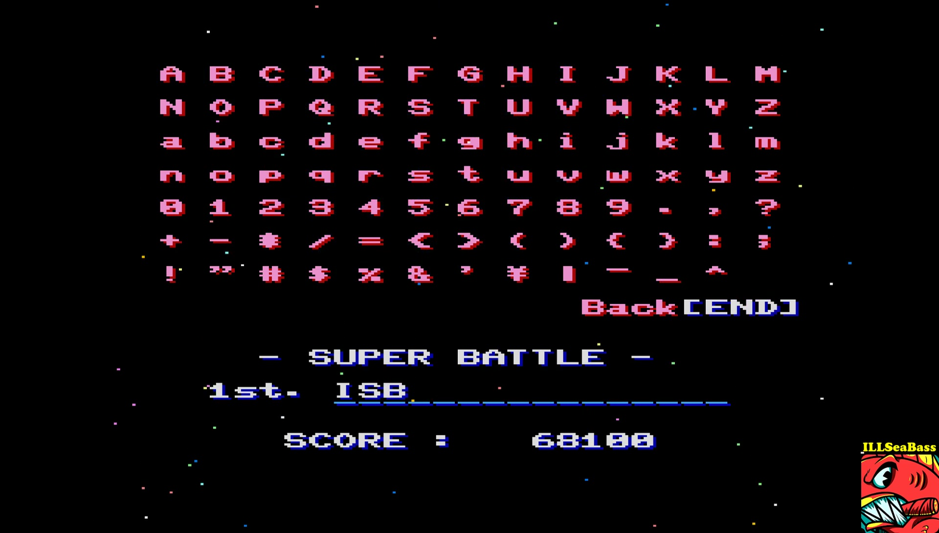 ILLSeaBass: Silsteel: Super Battle [Easy] (Sharp X68000 Emulated) 68,100 points on 2017-07-01 21:47:30