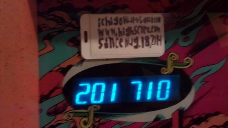 Sinbad 201,710 points