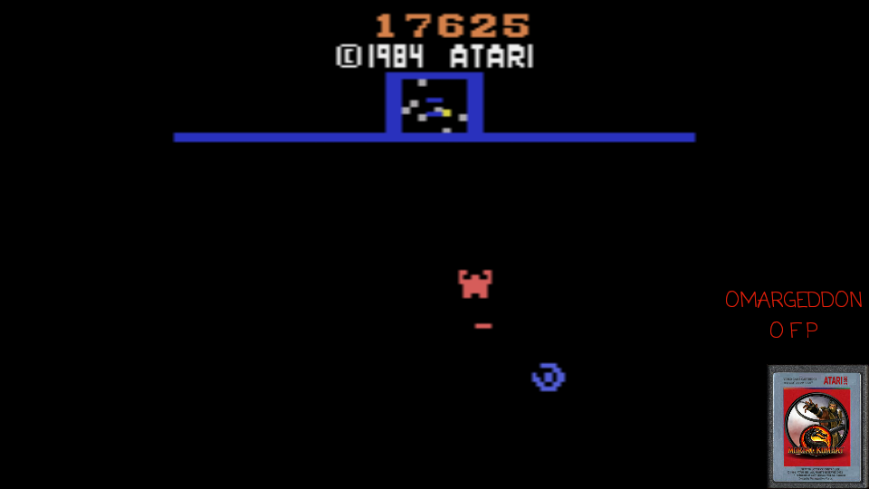 omargeddon: Sinistar (Atari 2600 Emulated) 17,625 points on 2017-05-21 16:54:11