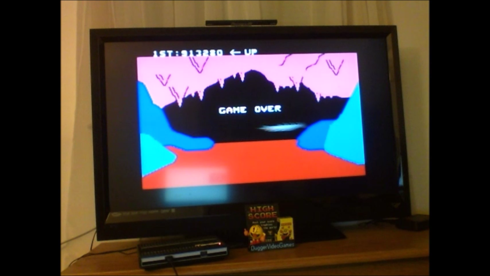DuggerVideoGames: Sir Lancelot (Colecovision Flashback) 913,280 points on 2016-11-24 02:31:09