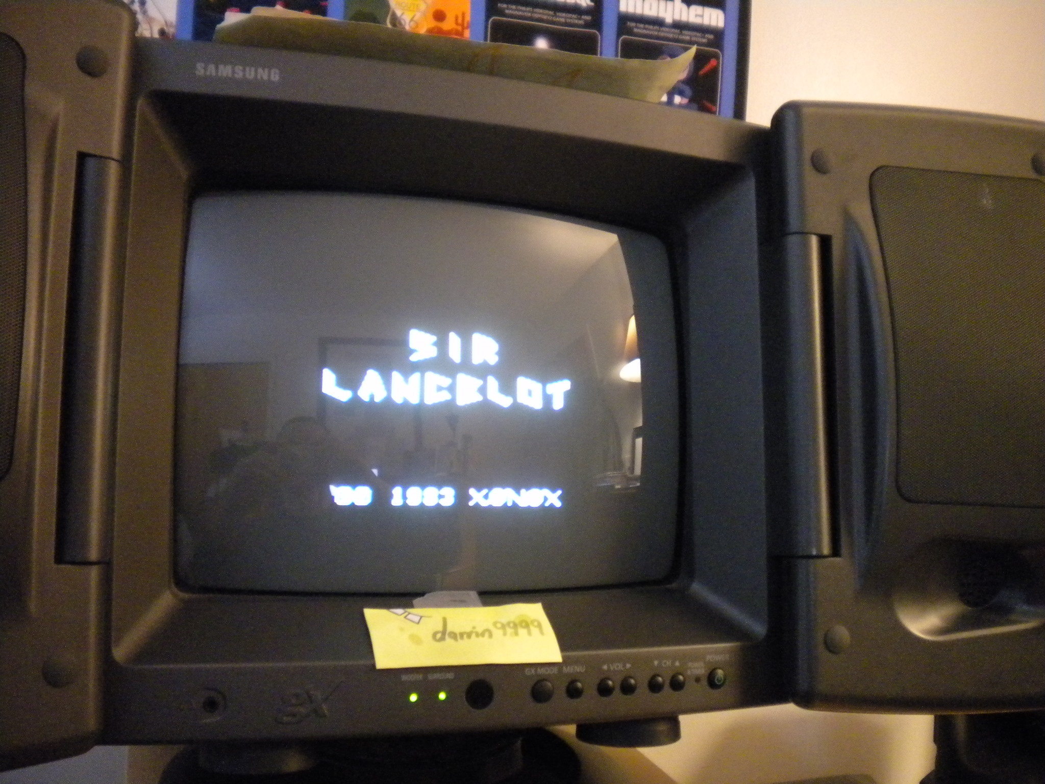 darrin9999: Sir Lancelot (Colecovision) 250,750 points on 2016-12-11 09:10:18