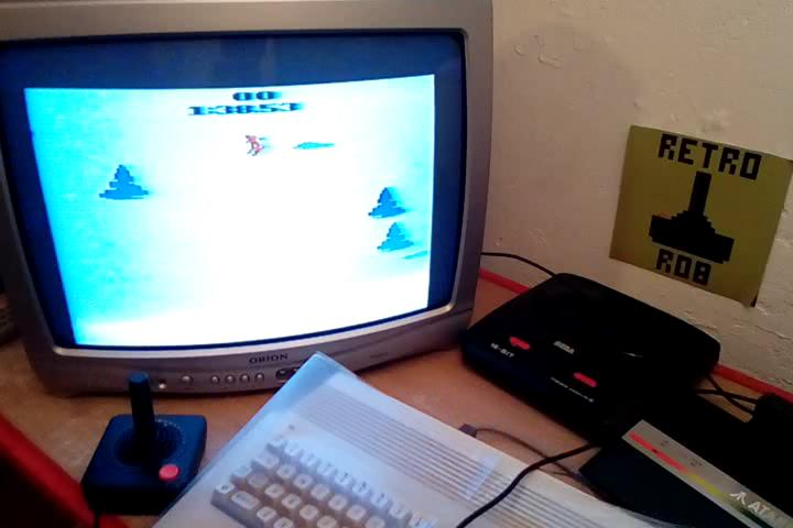 RetroRob: Skiing: Game 10 (Atari 2600 Expert/A) 0:01:38.53 points on 2020-09-09 10:03:08