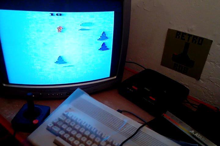 RetroRob: Skiing: Game 10 (Atari 2600 Novice/B) 0:01:23.94 points on 2020-09-09 05:15:18