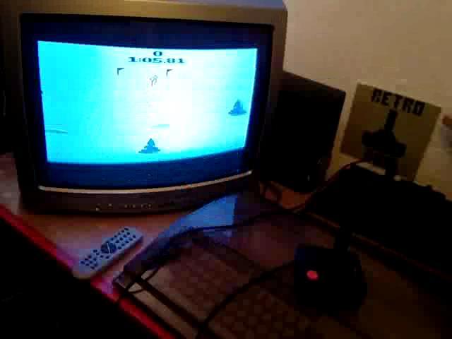 RetroRob: Skiing: Game 2 (Atari 2600 Novice/B) 0:01:05.81 points on 2020-09-02 04:50:19
