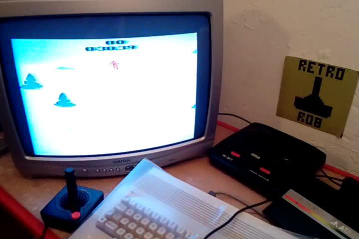 RetroRob: Skiing: Game 6 (Atari 2600 Expert/A) 0:00:30.39 points on 2020-09-09 09:49:38