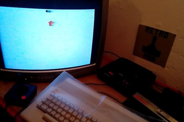 RetroRob: Skiing: Game 6 (Atari 2600 Novice/B) 0:00:29.24 points on 2020-09-09 05:08:32