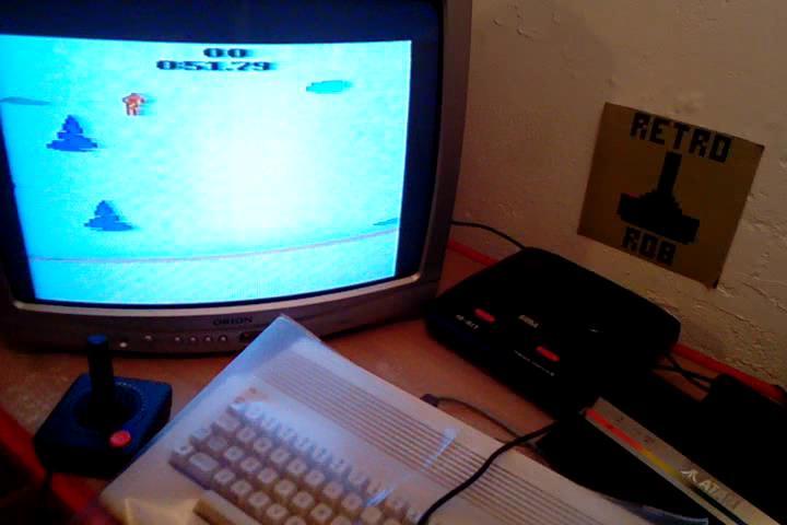 RetroRob: Skiing: Game 8 (Atari 2600 Novice/B) 0:00:51.79 points on 2020-09-09 05:12:21