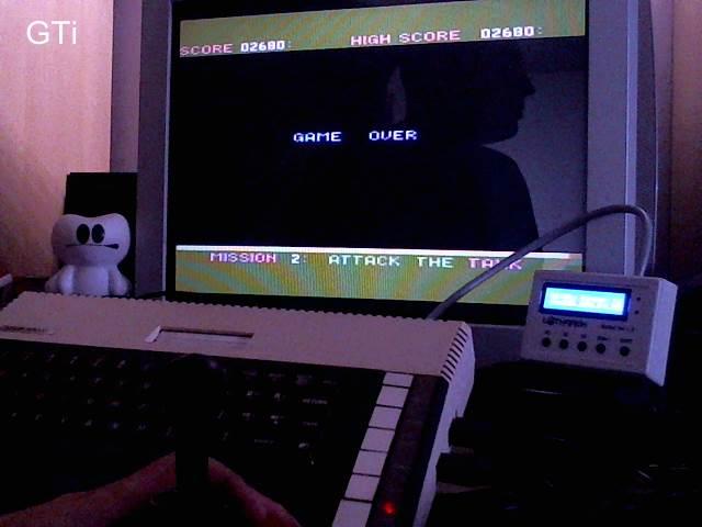 GTibel: Sky Blazer (Atari 400/800/XL/XE) 2,680 points on 2017-10-23 13:49:47