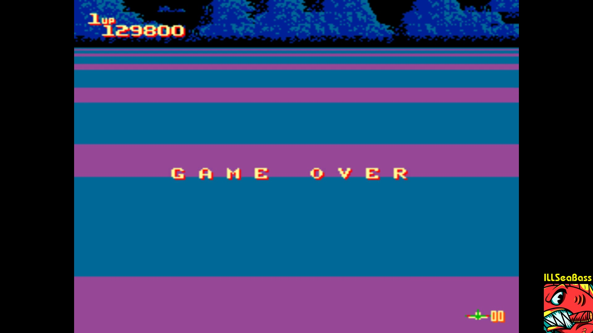 ILLSeaBass: Sky Destroyer [skydest] (Arcade Emulated / M.A.M.E.) 129,800 points on 2018-01-30 09:26:21