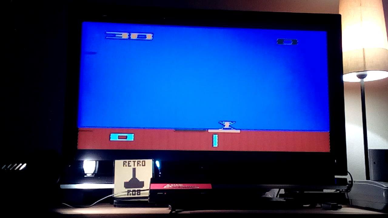 RetroRob: Sky Diver (Atari Flashback 1) 30 points on 2018-11-11 01:31:54