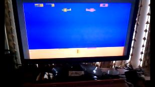 S.BAZ: Sky Diver: Game 3 (Atari 2600 Novice/B) 97 points on 2020-06-02 17:46:55