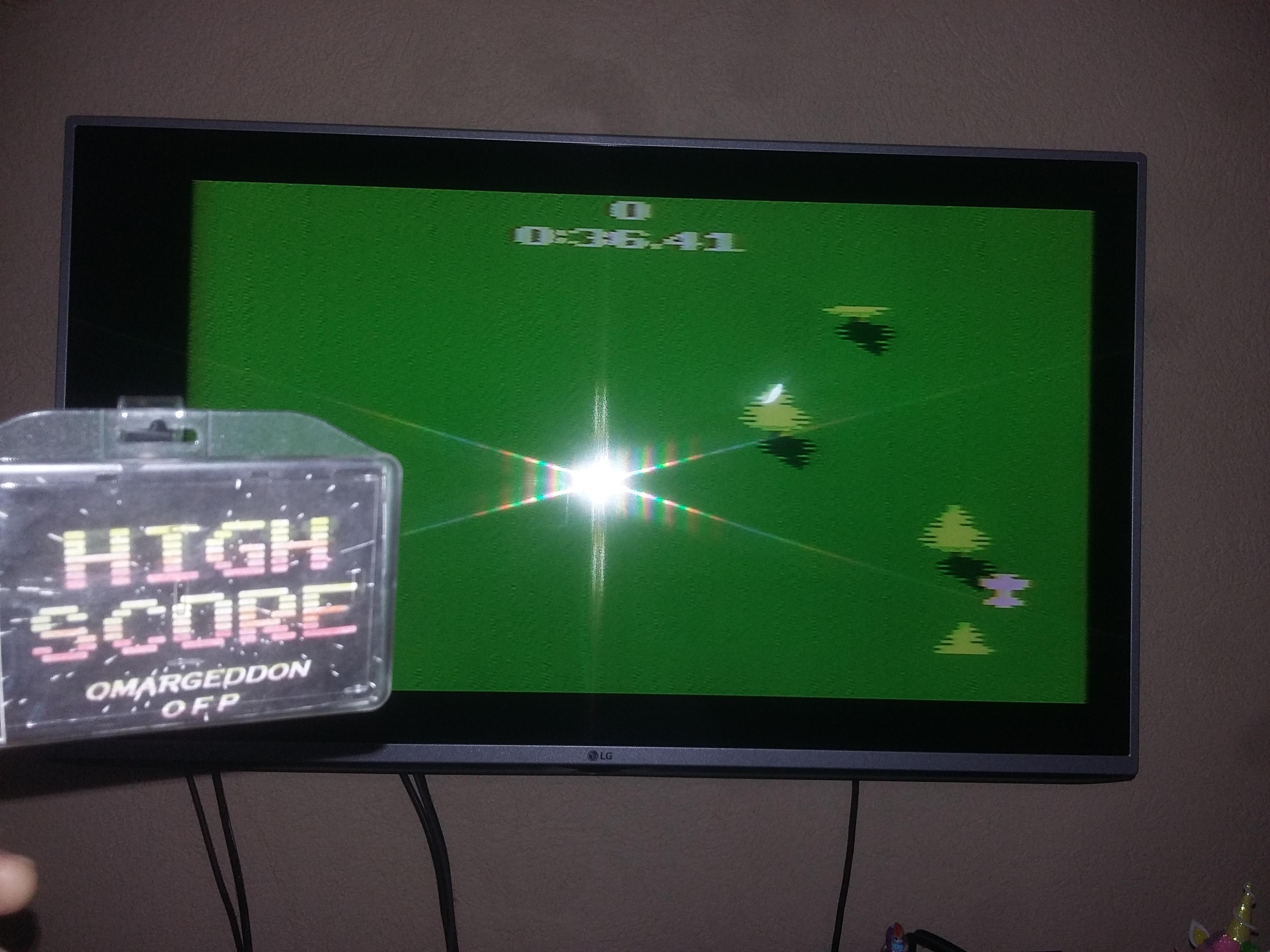 omargeddon: Sky Jinks (Atari 2600 Novice/B) 0:00:36.41 points on 2018-03-02 18:28:17
