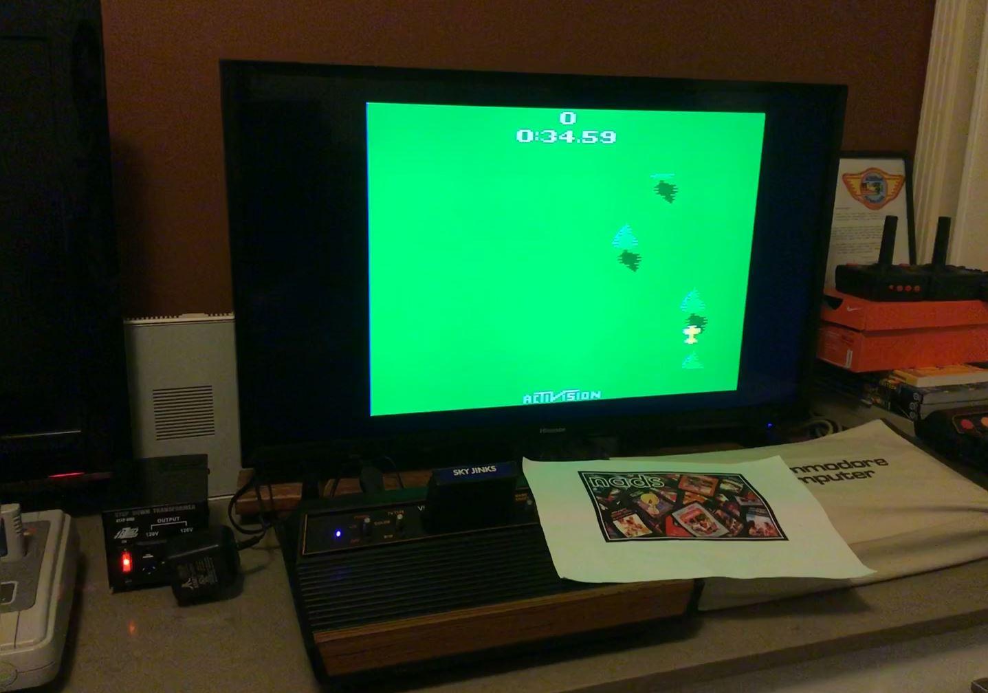 nads: Sky Jinks (Atari 2600 Novice/B) 0:00:34.59 points on 2018-10-29 15:23:27
