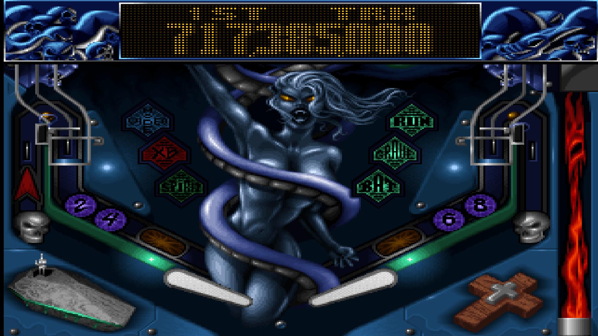 Slam Tilt: Night of the Demon 717,385,000 points