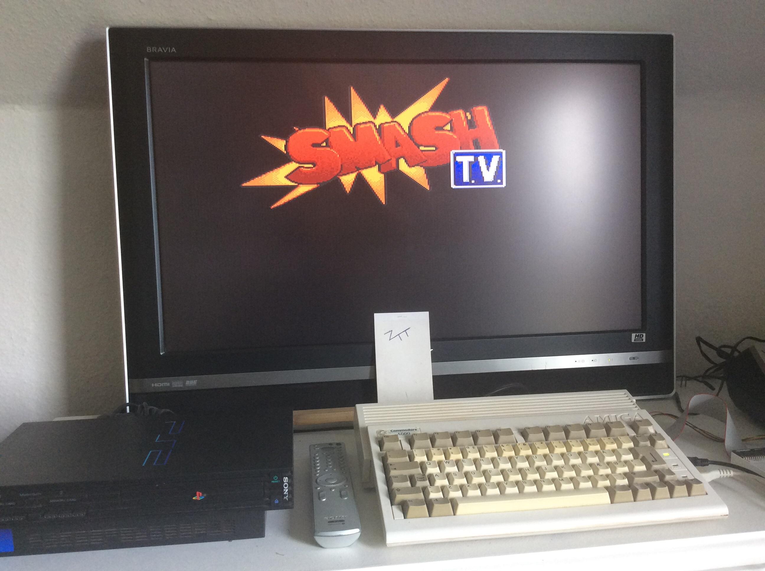 Frankie: Smash TV (Amiga) 629,680 points on 2016-10-29 06:56:27