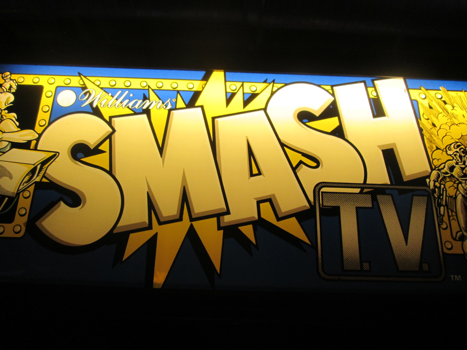 ed1475: Smash TV (Arcade) 274,100 points on 2016-08-28 16:37:45