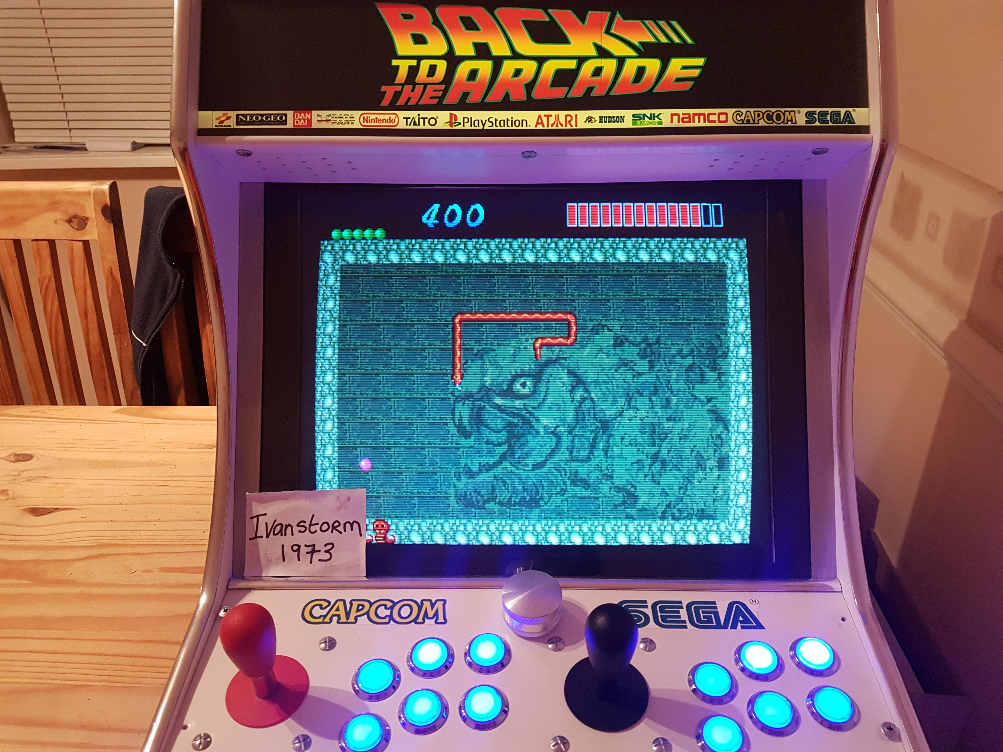 Ivanstorm1973: Snapper (Arcade Emulated / M.A.M.E.) 81,800 points on 2017-11-29 14:44:00