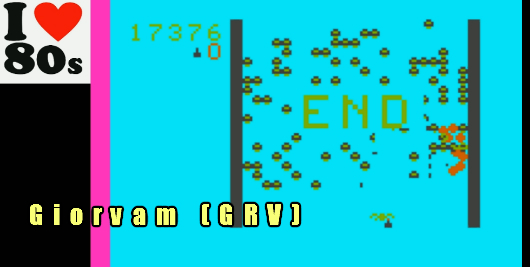 Giorvam: Sneaky Snake (Astrocade Emulated) 17,376 points on 2018-01-26 07:34:46