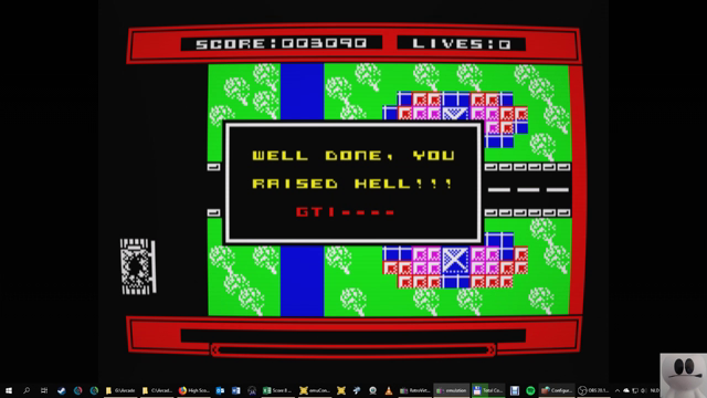 GTibel: Snoball in Hell (ZX Spectrum Emulated) 3,090 points on 2018-12-26 00:16:21