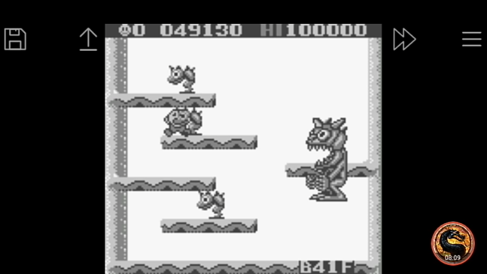 omargeddon: Snow Bros. Jr. (Game Boy Emulated) 49,130 points on 2019-11-03 13:40:43