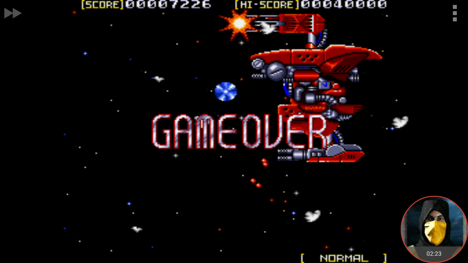 omargeddon: Sol Deace [Normal/Low] (Sega Genesis / MegaDrive Emulated) 7,226 points on 2018-03-31 22:48:56