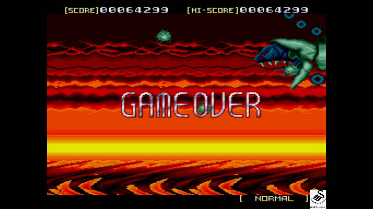 gazzhally: Sol Deace [Normal/Middle] (Sega Genesis / MegaDrive Emulated) 64,299 points on 2017-07-22 09:24:35