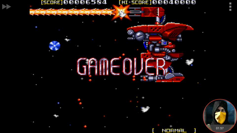 omargeddon: Sol Deace [Normal/Middle] (Sega Genesis / MegaDrive Emulated) 6,584 points on 2018-03-31 19:44:24