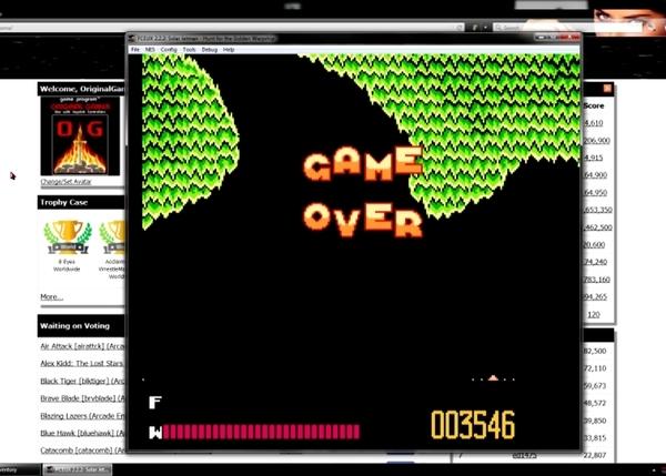 OriginalGamer: Solar Jetman (NES/Famicom Emulated) 3,546 points on 2015-06-18 22:41:28