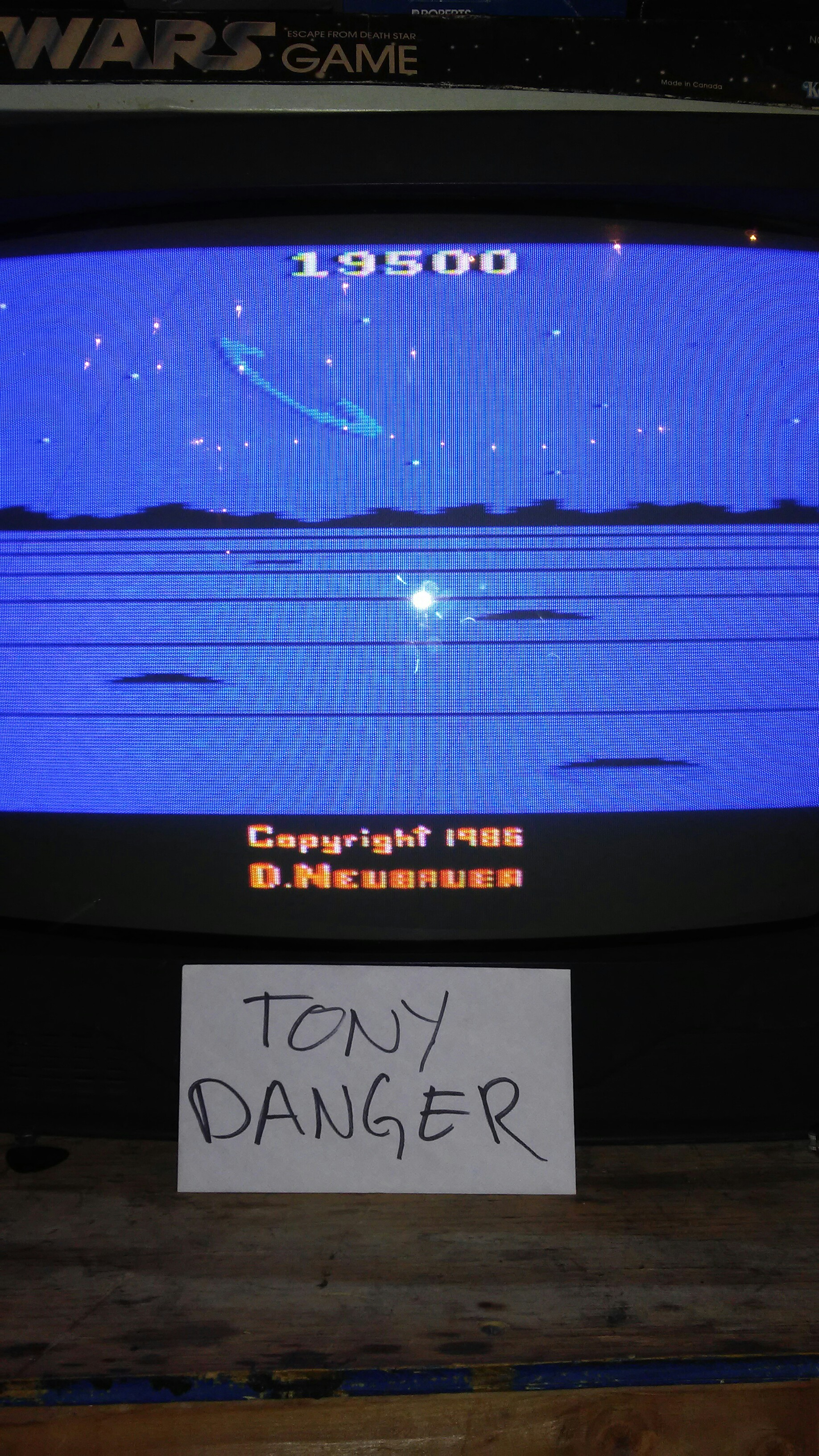 TonyDanger: Solaris (Atari 2600 Expert/A) 19,500 points on 2017-01-11 23:23:05