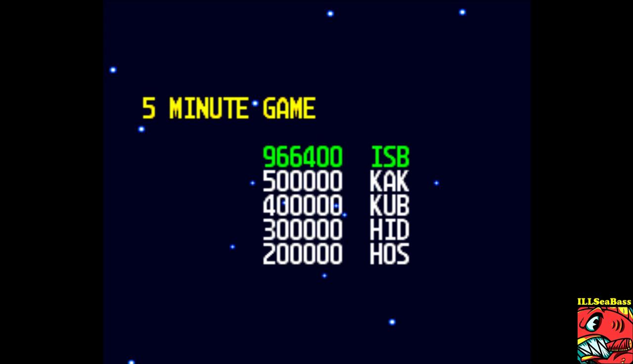 Soldier Blade [5 Minute Challenge] 966,400 points
