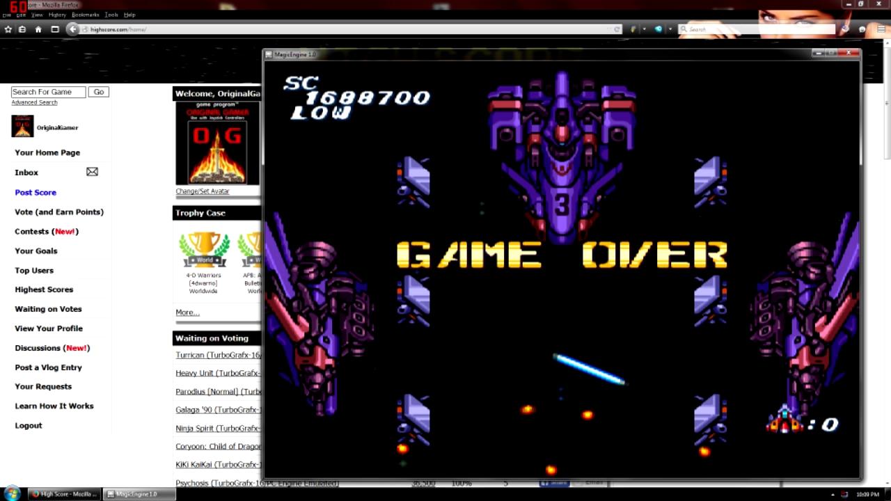 OriginalGamer: Soldier Blade (TurboGrafx-16/PC Engine Emulated) 1,688,700 points on 2015-08-21 16:55:25