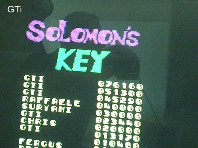 GTibel: Solomon