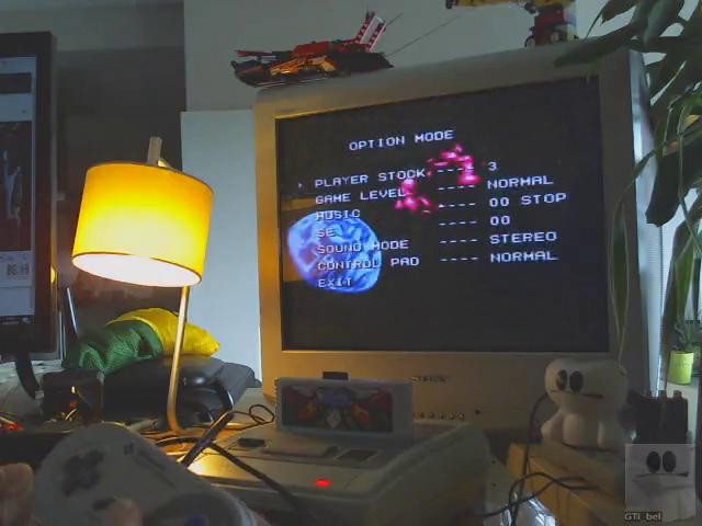 GTibel: Sonic Blast Man [Normal / 3 Lives] (SNES/Super Famicom) 166,900 points on 2019-08-15 07:26:27