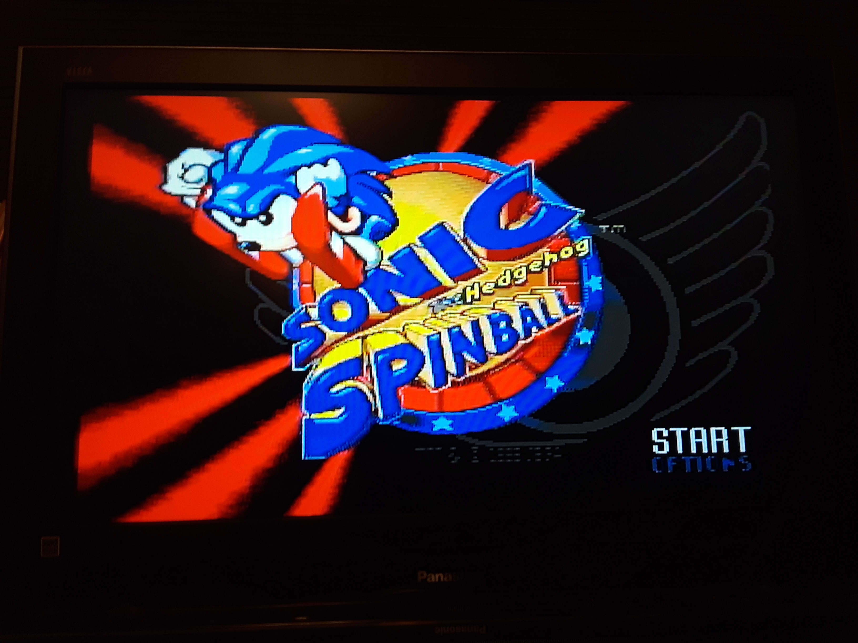 Sonic Spinball 11,680,000 points