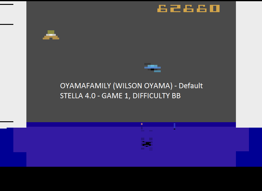 oyamafamily: Space Canyon (Atari 2600 Emulated) 62,660 points on 2015-08-11 17:08:57
