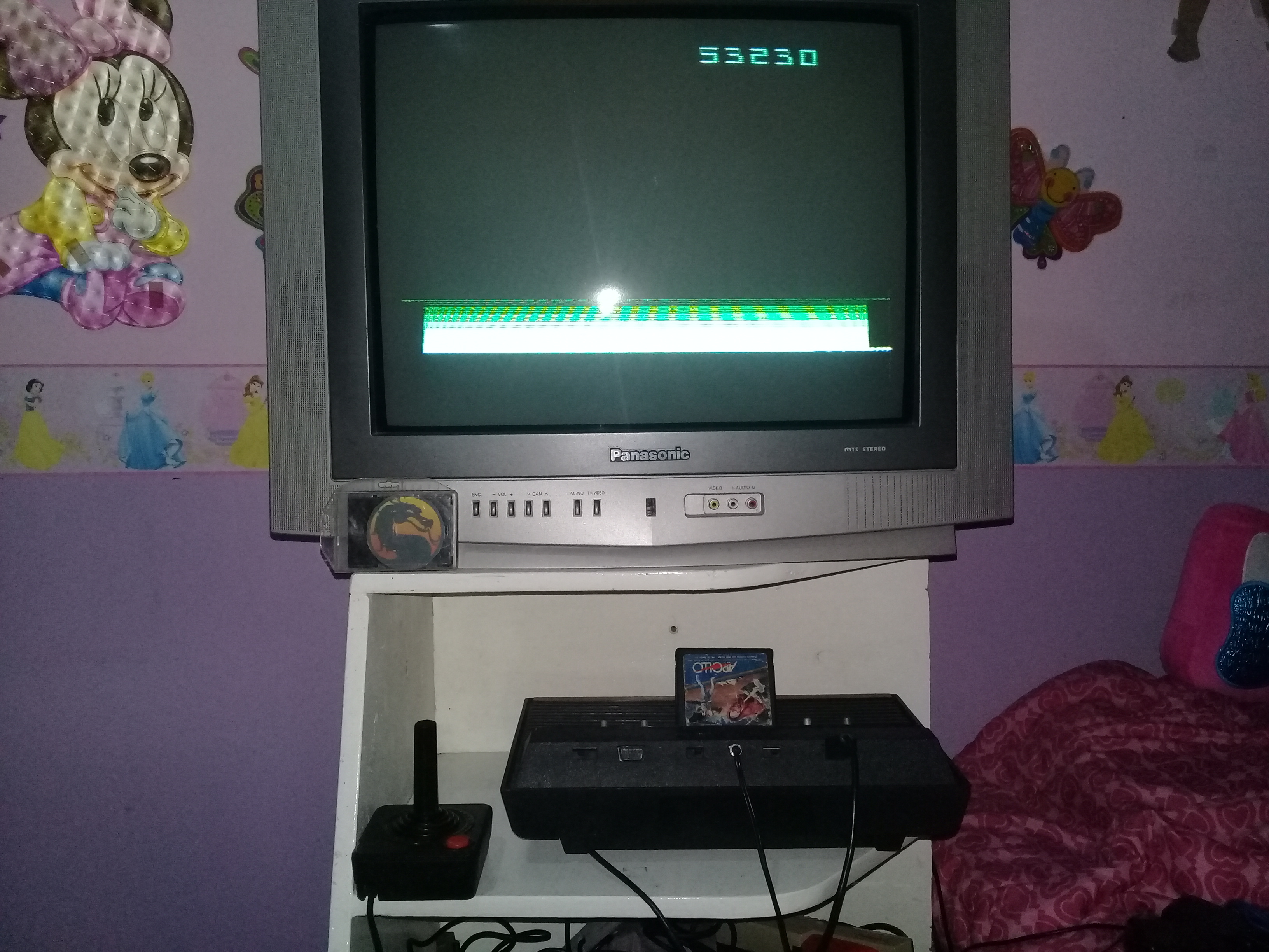 omargeddon: Space Cavern (Atari 2600 Expert/A) 53,230 points on 2019-11-22 18:29:49