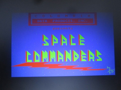 ed1475: Space Commanders (PC Emulated / DOSBox) 6,515 points on 2019-12-01 18:36:26