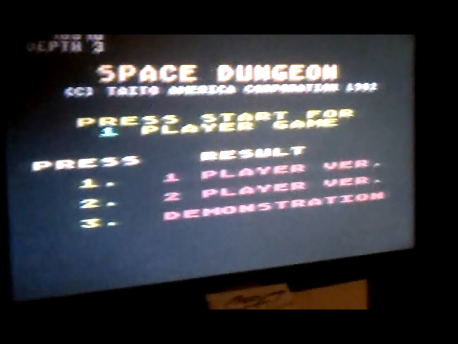 S.BAZ: Space Dungeon (Atari 5200) 78,970 points on 2016-02-19 01:07:47