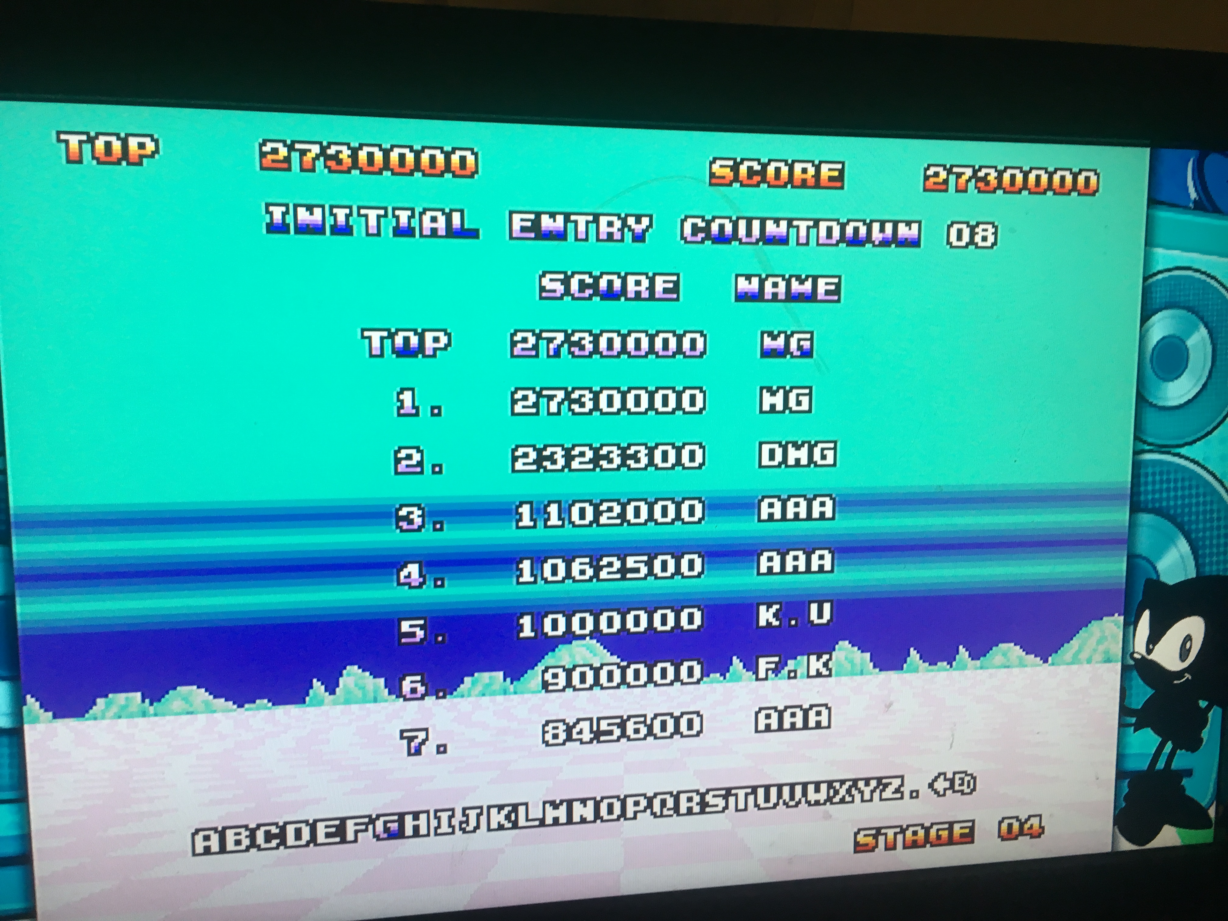 MaineiacGaming: Space Harrier II (Sega Genesis / MegaDrive Emulated) 2,730,000 points on 2020-01-01 01:41:36