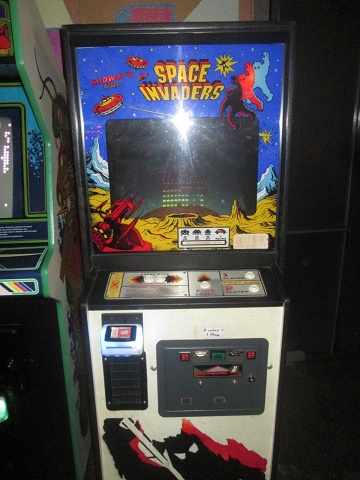 ed1475: Space Invaders (Arcade) 1,880 points on 2019-01-21 14:04:44